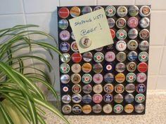 Magnettafel für Bierliebhaber Schickie Mickie von SchickieMickie