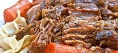 Trip Tip Roast in Crock Pot