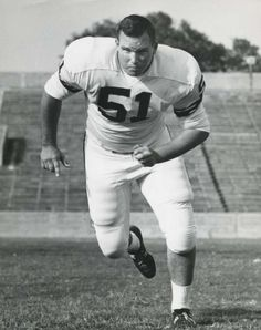 Texas A & M Center/Linebacker Ray Kubala (1961-1963) - Elected Captain of the 1963 squad. Voted as Outstanding Lineman of the 1962 squad.