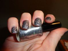 Punch of Pebbles : Custom-Blended Nail Polish. $8.00, via Etsy.