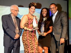 Tessanne Chin, Fraser-Pryce named Gleaner 'Persons of the Year ...