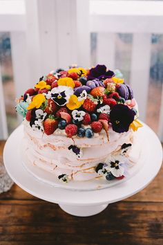 INSPIRATION: WEDDING CAKE IDEAS