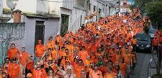 Busy Center - THE NETHERLANDS' RETURN TO FORTALEZA