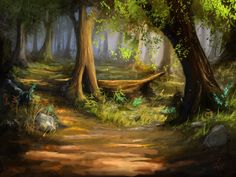Ode to Nature by jjpeabody on DeviantArt