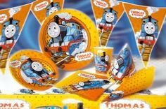 Decoración De Fiestas Infantiles De Tren Thomas