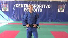 Giochi Olimpici Europei 2015 - Presentazione Odette Giuffrida (Judo)