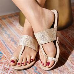 Spice Market Toe-Loop Sandal Sale $14.99 Order today by my web site https://cristinaduran.avonrepresentative.com