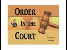 MATH Order In The Court - Music Video - Fun introduction to the Order of Operations