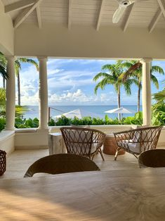 Calabash is an exclusive beach home situated in one of the most beautiful spots in the Caribbean. Your island paradise awaits you. Sit Back, Beautiful Islands, Caribbean, Beach House, Most Beautiful, Tropical, Patio, Lifestyle, Outdoor Decor