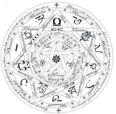Radionique Alchemy Symbols, Magic Symbols, Ancient Symbols, King Solomon Seals, Sigil Magic, Esoteric Art, Occult Art, Magic Circle, Pentacle