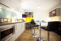 short summer accommodation London