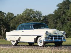 1953 Chevrolet 210 Sport Coupe. Maintenance/restoration of old/vintage vehicles: the material for new cogs/casters/gears/pads could be cast polyamide which I (Cast polyamide) can produce. My contact: tatjana.alic@windowslive.com
