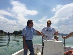 In barca felice #Altrasimeno @egyzia