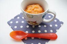 Papaya-Apfelbrei mit Hafer