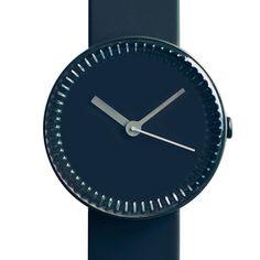 Bottle Watch (blue) watch by NAVA.