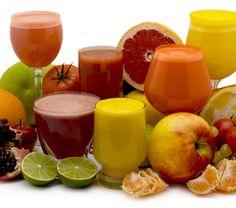 Χυμοί φρούτων και λαχανικών με την προσθήκη μπαχαρικών και βοτάνων