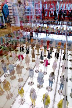 World's largest Uniqlo shop at Ginza, Tokyo, to be opened on March 16