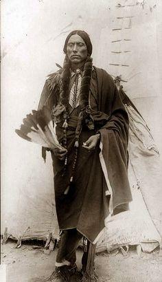 Quanah Parker, chef Comanche