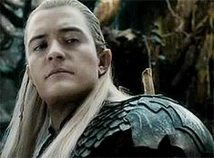 Legolas (gif)…I could watch this for a long time X)