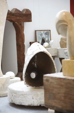 leslie williamson: atelier brancusi/paris