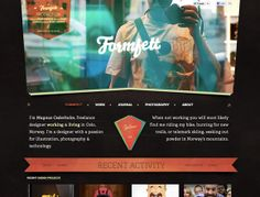 20 Inspiring Examples of Colorful Web Designs