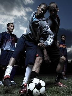 Photographers, Glen Burrows, Action, Soccer - OPUS reps