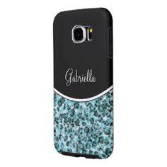 Stylish Monogram Galaxy S6 Case Samsung Galaxy S6 Cases