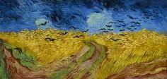 #104 ❘ 20 tableaux de Van Gogh volés au musée Van Gogh d'Amsterdam ❘ 13 avril 1991 ❘ dont Les Mangeurs de pommes de terre et Le Champ de blé aux corbeaux.