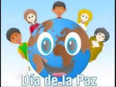 Los niños queremos la paz Tweety, School, Pc Games, Youtube, Fictional Characters, Musical, Mardi Gras, Nursery Rhymes, Activities For Kids