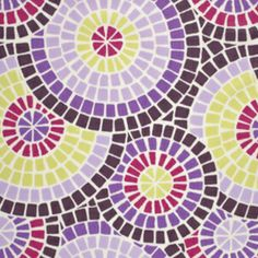 Manufacturer: Westminster / Free Spirit  Designer: Annette Tatum  Collection: Classica Sateen  Print Name: Pearl in Plum