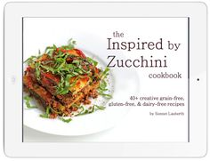 Do you love pizza, spaghetti, and lasagna? Good. In this cookbook, I transformed some of our favorite dishes like pizza, spaghetti, and lasagna into healthier versions made from (you guessed it)… zucchini! Now you can enjoy your favorite foods while increasing your vegetable intake and leaving the grains and gluten behind! This cookbook is perfect for anyone who is...Read More »