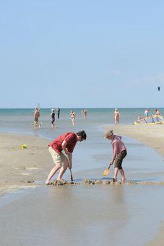 Rømø beach is a wonderful place #rømø Country, Beach, Travel, Island, Vacation, Viajes, Rural Area, The Beach, Beaches