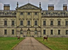 holdhard:  Woburn Abbey, ancestral home of the Duke of Bedford