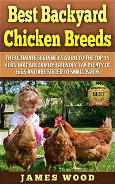 Free eBook for a limited time (no Kindle required). Download to your Kindle app or Cloud Reader for PC (opens into a browser) now before the price increases (follow http://pinterest.com/earthora/free-green-living-ebooks-from-greenebooksorg/ to hear about them first): Best Backyard Chicken Breeds: The Ultimate Beginner's Guide to the  Top 15 Hens that are Family-Friendly,  Lay Plenty of Eggs and are  Suited to Small Yards