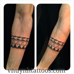 """#Polynesian #tribal #sacred  Vhuynh2911@gmail.com  #arm #band #art #ink #sanfrancisco #bayarea #tattoo #tattoos #asian #islander #tribe #shark #spear…"""