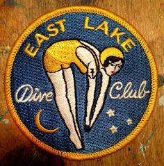 Kyler Martz — East Lake Dive Club Patch