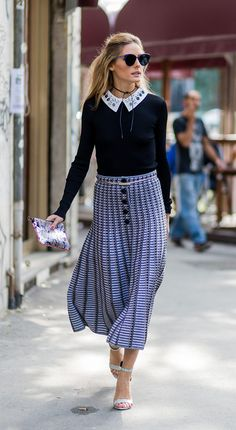 Olivia Palermo, September 2016