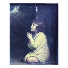 Child praying poster sold today!
