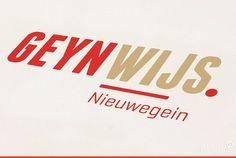 Logo Geynwijs #logo #roomforids #visueleidentiteit #roomNIE