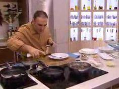 Vamos A Cocinar Con Jose Andres   Vamos A Cocinar Con Jose Andres Mero Con Piperrada Ensalada Sandia
