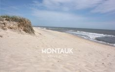 "Montauk, NY: It's so chill and beautiful once you arrive. Located at the eastern most point in New York (at the very very tip of Long Island), we affectionately refer to Montauk as ""The End."" Hither Hills State Park is the beach to find yourself camping on - if you can get a reservation! If not, there are plenty of other places to stay, and you've got to check out the lighthouse if you have the time. Super beachy and surfy, it's close to - but far less hoity than The Hamptons to its west."