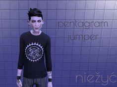 niežyć's Pentagram Jumper