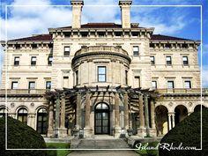 Vanderbilt Mansion Rhode island, click on the image to read a history of the Vanderbilt family