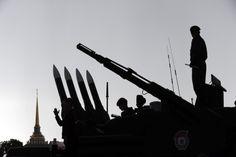 """""""Rosjanie mieli wyrzutnię rakiet w rejonie katastrofy"""" #popolsku"""