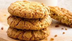 Grandma Cookies, Cake Recipes, Dessert Recipes, Meat Chickens, No Bake Cookies, How To Make Bread, No Bake Desserts, Baked Goods, Deserts