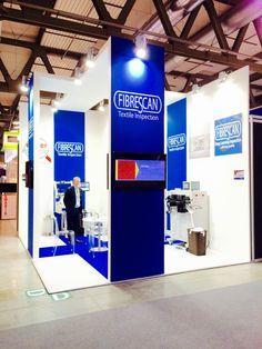Fiberscan #england #standdesign #exhibitionstanddesign #stagedesign #exhibition #design #designer #milano #tradefair #tradedfairstanddesign #2015