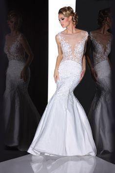 Simone Carvalli Bridal Style 90201A