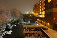 Photos taken the evening of 11/27/13 in Cuyahoga Falls and Hudson by Jim Blair - http://facebook.com/jim.blair.5150