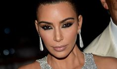 Kim Kardashian is Voting for Hillary Clinton Because She's Pro-Abortion