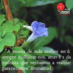 BLOG - WEB RÁDIO - SEMENTES DE AMOR: EMMANUEL